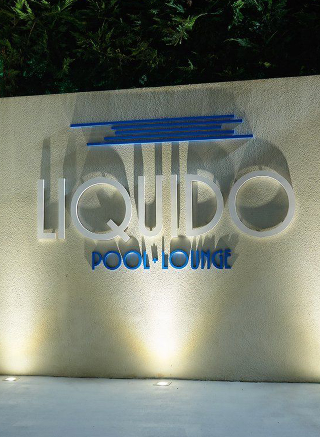 Liquido | Είσοδος
